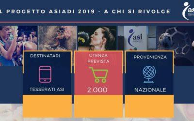 ASIADI: Lignano Sabbiadoro 2019